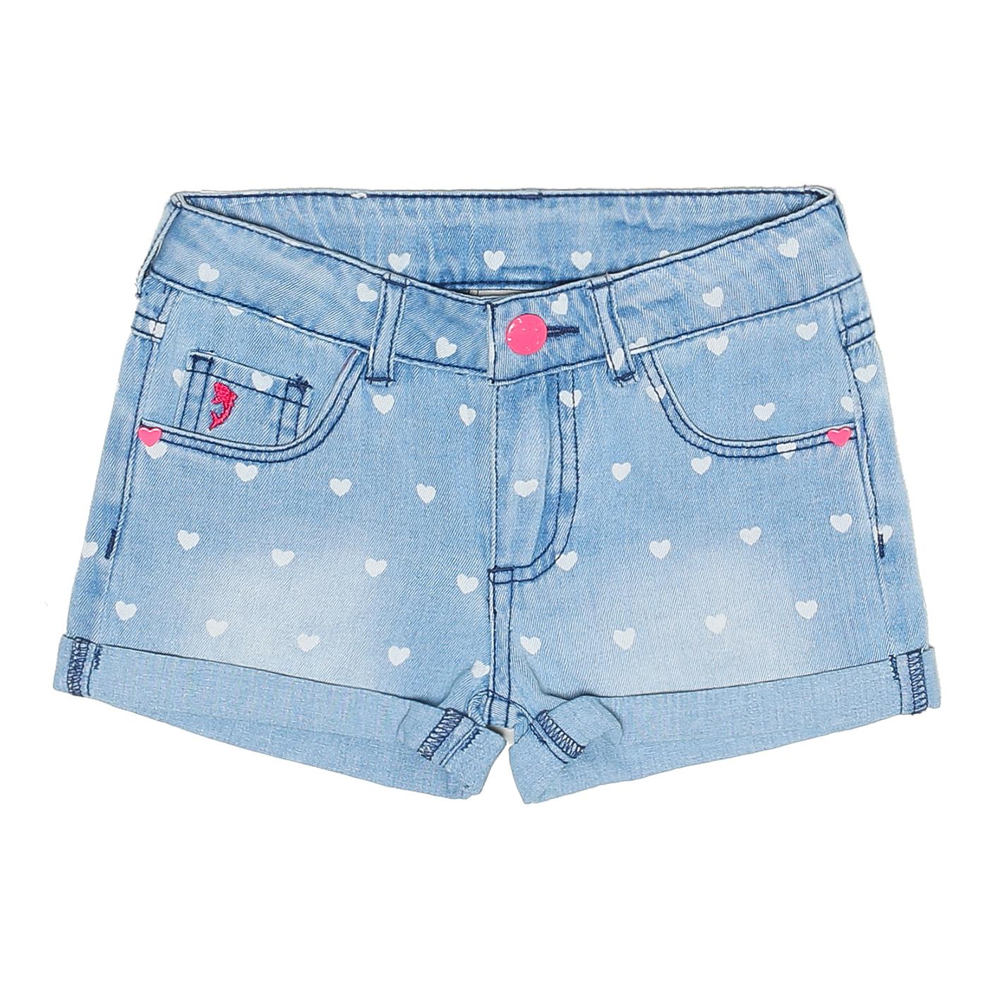 Шорты из джинсов для девочки своими руками 31