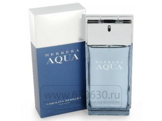Духи Carolina Herrera Aqua Men, купить Carolina Herrera A