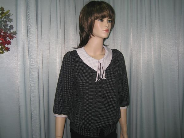 Изготовление Блузки