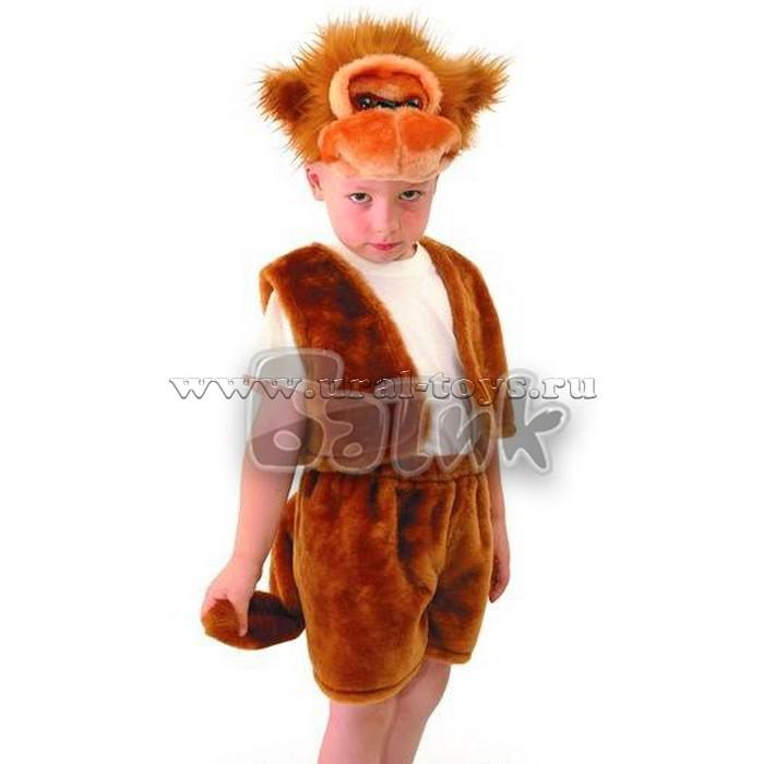 Карнавальные костюм обезьянка своими руками
