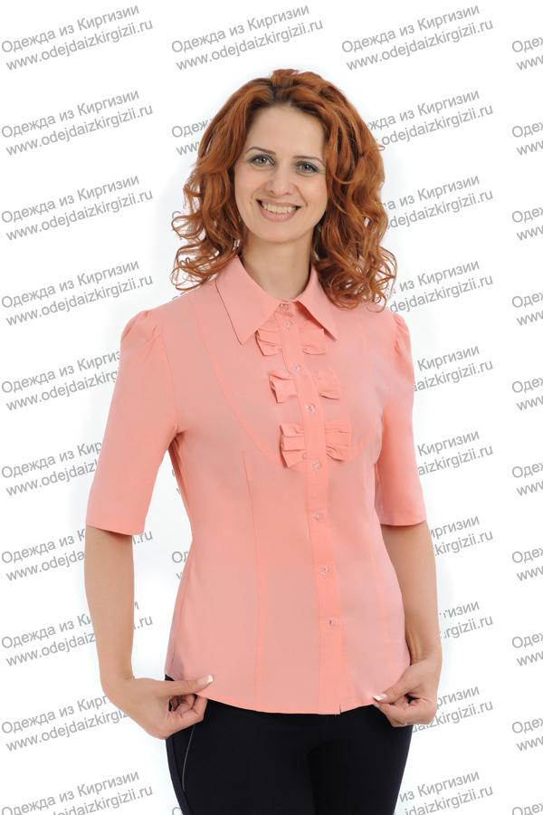 Техническое Описание Женской Блузки